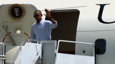 Obama Louisiana arrival flood tour lv_00000000.jpg