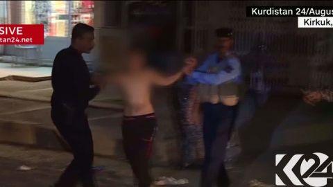 ISIS using child soldiers pkg Walker_00013810.jpg
