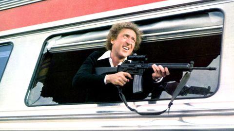"Wilder in the 1976 film ""Silver Streak."""