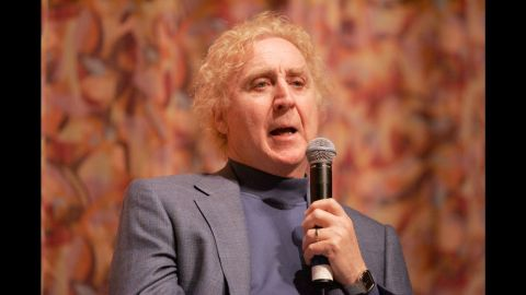 Wilder speaks during a Writers Guild event in 2005.