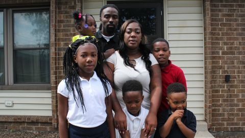 """""""They show all the signs of symptoms of having lead poisoning,"""" Shantell Allen said."""