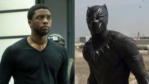 """Black Panther is a hereditary title inherited by the prince and ruler of Wakanda, an African nation and its Panther tribe. We meet T'Challa, the current Black Panther, when his father is killed in a bombing in the 2016 film """"Captain America: Civil War."""" His full-body suit, complete with retractable claws, is made of bullet-deflecting vibranium weave."""