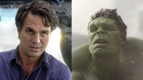 You wouldn't like him when he's angry. After being exposed to gamma radiation, reserved but brilliant scientist Bruce Banner has a bad habit of turning into the Hulk when he's upset or stressed.