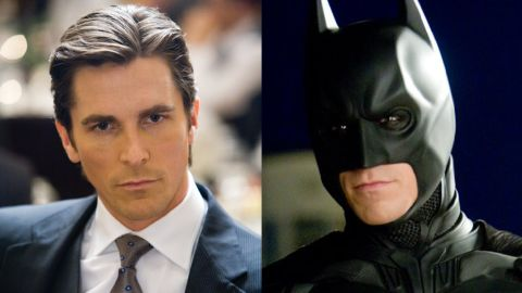 Billionaire Bruce Wayne seeks justice after witnessing the death of his parents as a child, donning the cape and cowl to become Batman and protect Gotham City from a cast of colorful criminals. In addition to his mask, Wayne disguises his voice to separate his identity from that of the Dark Knight.