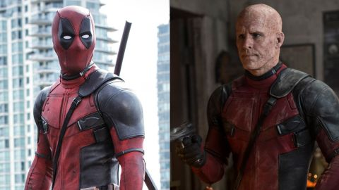 """""""Merc with a mouth"""" Deadpool is probably better off in his head-to-toe suit. More antihero than superhero, wisecracking Wade Wilson has an accelerated healing factor that makes him nearly impossible to kill. Although he was disfigured by a treatment that enhanced rather than cured his cancer, his healing abilities keep him alive."""