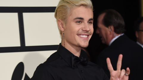"""<strong>22. Won his first Grammy: </strong>While his music career has been huge, it wasn't until 2016 that Bieber won a Grammy thanks to his collaboration with Diplo and Skrillex. Their """"Where Are U Now"""" single took home the tropy for best dance recording,"""