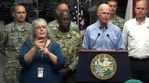 hurricane hermine gov rick scott life threatening storm bts _00001329.jpg