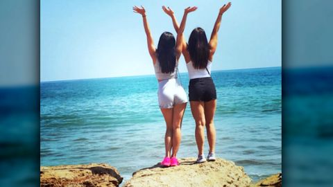 Canadian women who Instagrammed their holiday on a cruise ship before being arrested in Sydney in a massive cocaine bust.