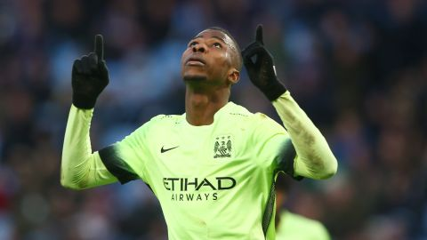 Iheanacho had the Premier League's best minutes- per-goal ratio in 2015-16, scoring on average every 93.8 minutes.