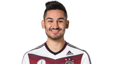 Ilkay Gundogan began his career at VFL Bochum, going on to star for FC Nurnberg & Borussia Dortmund