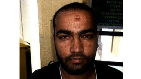 Muhammad Usman is a suspected ISIS operative from Pakistan
