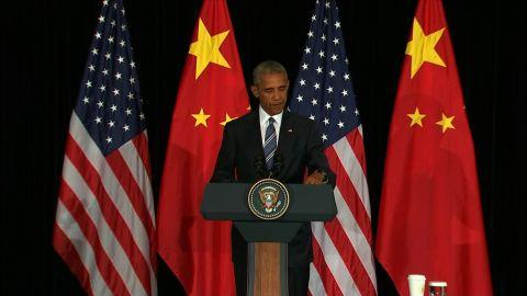 Obama at G20 summit press conference