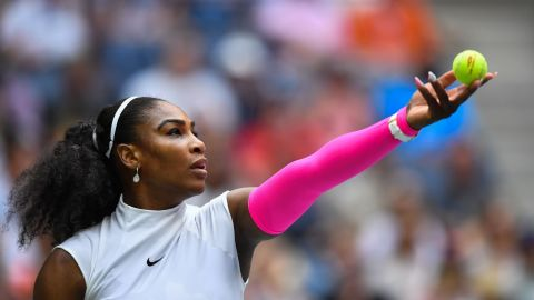 Serena Williams is chasing her 23rd major title.