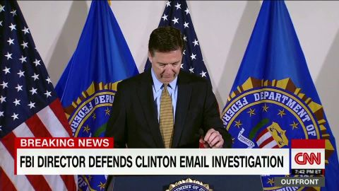 FBI director hillary Clinton email investigation perez live erin_00001403.jpg
