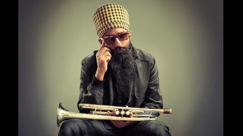Musician Sonny Singh is a member of the Brooklyn Bhangra band. In his other life, he's a community organizer who leads workshops on race, religion and social justice.
