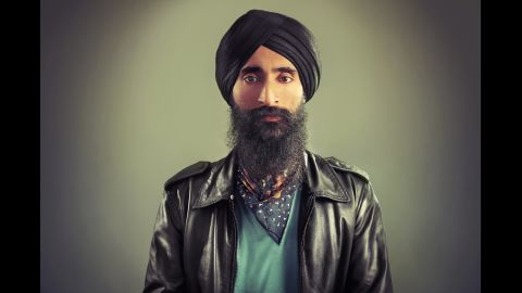 Waris Singh Ahluwalia is an actor, designer and model based in New York City. Waris was kicked off an Aeromexico flight in February for his Sikh articles of faith.