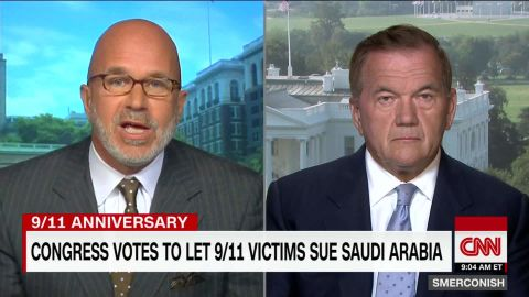 Ridge on 9/11 lawsuits, Candidates' Foreign Policy_00000000.jpg