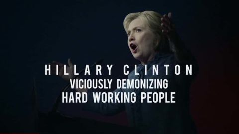 hillary clinton deplorables trump ad carroll newday_00005121.jpg