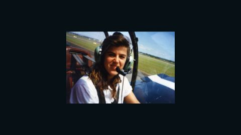 Janine Shepherd earned her pilot's license within a year of her first flight