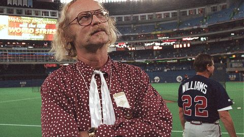 """<a href=""""http://www.cnn.com/2016/09/17/entertainment/author-wp-kinsella-dead/index.html"""">W.P. Kinsella,</a> the author of """"Shoeless Joe,"""" the award-winning novel that became the film """"Field of Dreams,"""" died at 81 on September 16."""