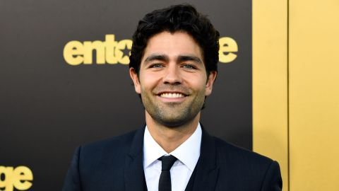 """Actor Adrian Grenier attends the premiere of """"Entourage"""" at Regency Village Theatre on June 1, 2015 in Westwood, California."""