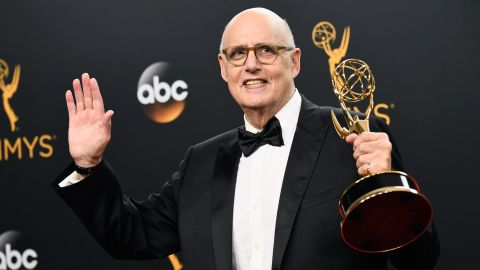"""Jeffrey Tambor took Best Actor in a Comedy Series for """"Transparent."""""""