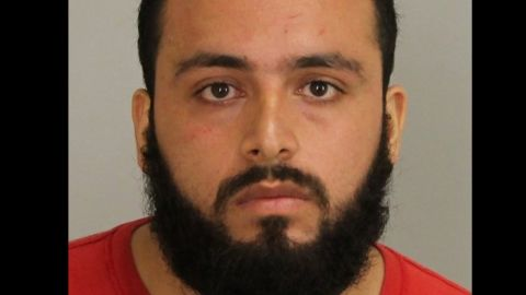 Ahmad Khan Rahimi, convicted in bombings that injured 30 people, was sentenced  on Tuesday.