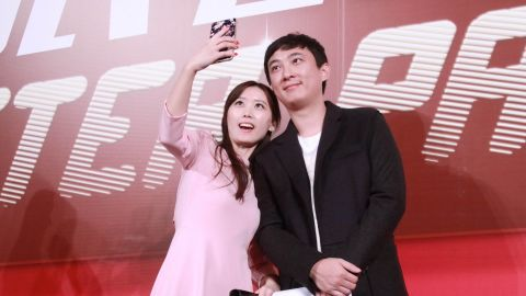 """Wang Sicong has been nicknamed """"the nation's husband"""" online."""