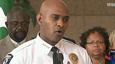 Charlotte shooting protest police presser _00004711.jpg