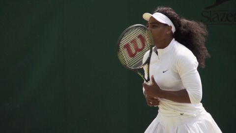 Coach of tennis star Serena Williams discusses record_00014922.jpg