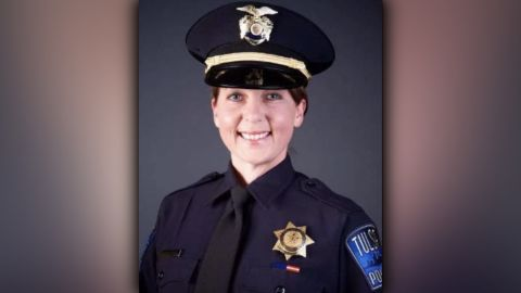 Ex-Tulsa police Officer Betty Shelby was acquitted in the fatal shooting of an unarmed black man.