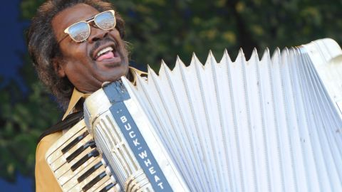 """Grammy and Emmy Award winner <a href=""""http://www.cnn.com/2016/09/25/entertainment/stanley-dural-buckwheat-zydeco-dead/index.html"""">Stanley Dural Jr., also known as Buckwheat Zydeco,</a> died September 24 in Lafayette, Louisiana. He was 68."""