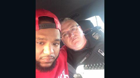 Mark Ross said he disliked cops, until he met Ohio State Highway Patrol Sgt. David Robison.