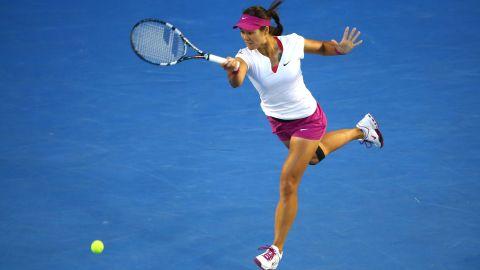 Li Na retired from tennis in 2014.