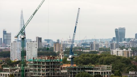London's little known protected view from Blackheath Park