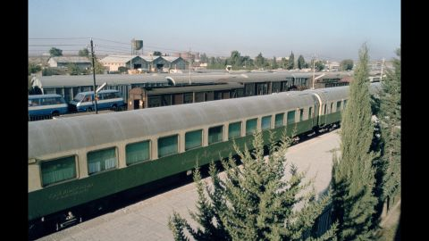 The British writer Agatha Christie arrived at this railway station in Mosul. Agatha Christie spent time in Mosul in the early 1950s while her husband, the archaeologist Max Mallowan, excavated the ancient site of Nimrud.