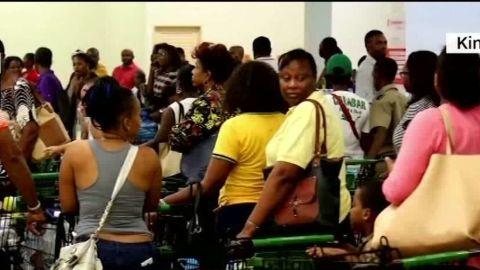 jamaica prepares hurricane matthew marcia forbes interview_00002329.jpg