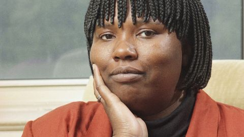 """Award-winning author <a href=""""http://www.cnn.com/2016/10/04/entertainment/gloria-naylor-dies/"""" target=""""_blank"""">Gloria Naylor</a>, whose explorations of the lives of black women in the 1980s and 1990s earned her wide acclaim, died on September 28. She was 66."""