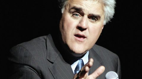 """Leno began his entertainment career in the 1970s making minor TV appearances. In 1977, he appeared for the first time on """"The Tonight Show,"""" where he performed stand-up comedy."""