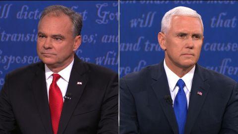 Kaine Pence debate split 01