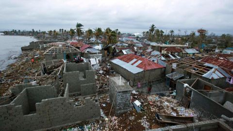 Two days after the storm, authorities and aid workers in Haiti still lacked a clear picture of what they fear is the country's biggest disaster in years.