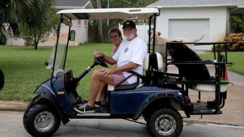 Bill and Linda Stebbins