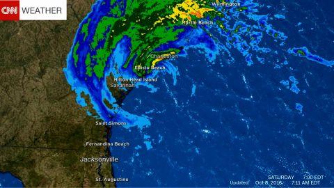 Hurricane Matthew weather update myers 8a_00000000.jpg