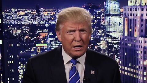 """Trump apologizes in a video, posted to his Twitter account in October, for vulgar and sexually aggressive remarks he made a decade ago regarding women. """"I said it, I was wrong and I apologize,"""" <a href=""""http://www.cnn.com/2016/10/07/politics/donald-trump-women-vulgar/index.html"""" target=""""_blank"""">Trump said,</a> referring to lewd comments he made during a previously unaired taping of """"Access Hollywood."""" Multiple Republican leaders rescinded their endorsements of Trump after the footage was released."""