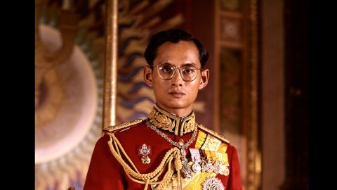 Thailand's Bhumibol Adulyadej was crowned king on May 5, 1950. News of the 88-year-old's death was announced Thursday, October 13, via a statement from the Royal Palace read on state TV. He was the world's longest-reigning living monarch.