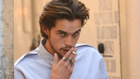 """<a href=""""http://www.cnn.com/2016/10/13/entertainment/dylan-rieder-dead/index.html"""" target=""""_blank"""">Dylan Rieder</a>, a professional skateboarder and model, died on October 12 due to complications from leukemia, according to his father. He was 28."""