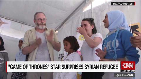 game of thrones actor visit syrian refugee curnow pkg_00005615.jpg