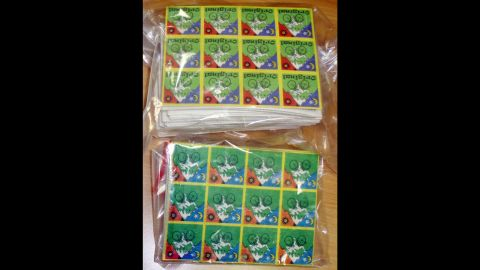 """<strong>LSD</strong> is a potent hallucinogen made from lysergic acid, a chemical found in ergot fungi. Odorless, colorless and bitter in taste, LSD is usually consumed as a drug-laced blotter paper placed under the tongue. The effects of LSD vary: Dilated pupils, elevated heart rate and blood pressure, and feelings of extreme euphoria, fear or depression are common. A user's judgment is distorted when on an LSD """"trip,"""" potentially putting them in dangerous situations."""