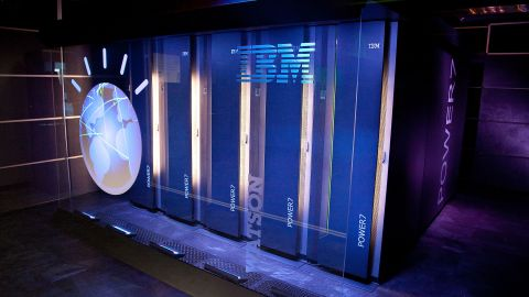 IBM's Watson computer has been adapted to provide Olli with an intelligent vocal interface.