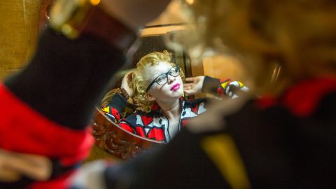 The world's first albinism beauty pageant was held in Nairobi in an effort to fight the stigma associated with albinism.